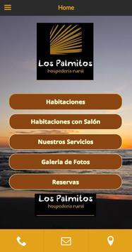 Hospedería Rural Los Palmitos poster
