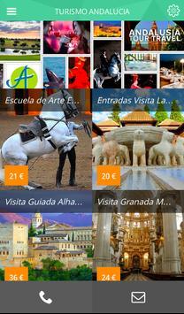 Turismo Andalucía poster