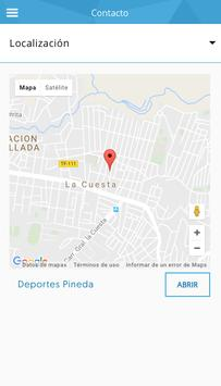 Deportes Pineda apk screenshot