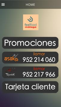 FeelfoodMálaga poster