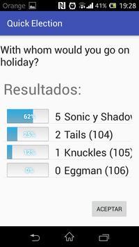 Quick Election screenshot 5
