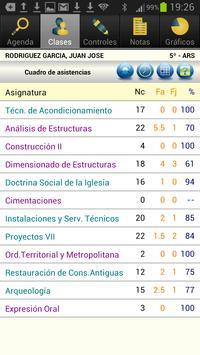 Alumnos USP apk screenshot