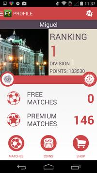 Futbolisto apk screenshot