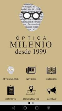 Óptica Milenio poster