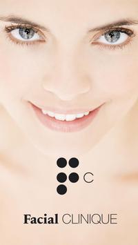 Facial CLINIQUE poster