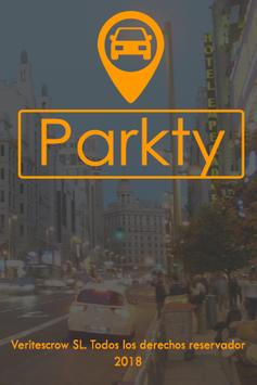 Parkty poster
