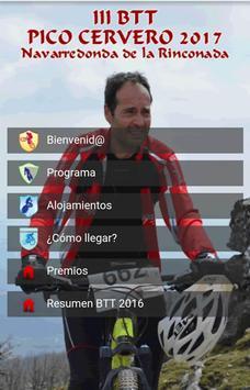 Bici BTT Pico Cervero -2018- apk screenshot