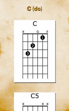 Guitar Chord Basic screenshot 3