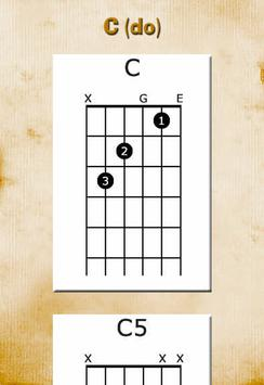 Guitar Chord Basic screenshot 1