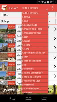Sierra Morena screenshot 2