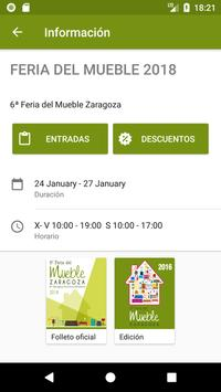 Feria del Mueble 2018 screenshot 1