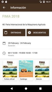 FIMA 2018 screenshot 1