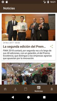 FIMA 2018 screenshot 2