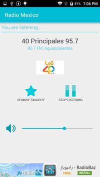 Mexican Radio apk screenshot