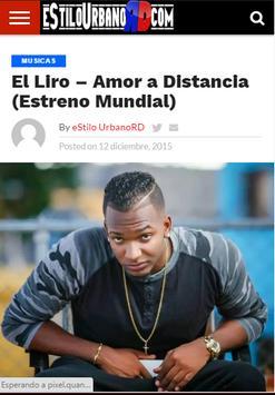 eStiloUrbanoRD poster