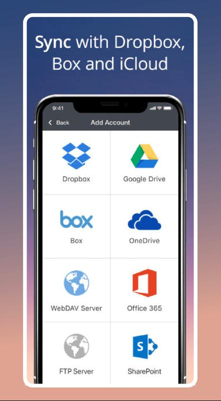 android documents by readdle apk With documents readdle for android