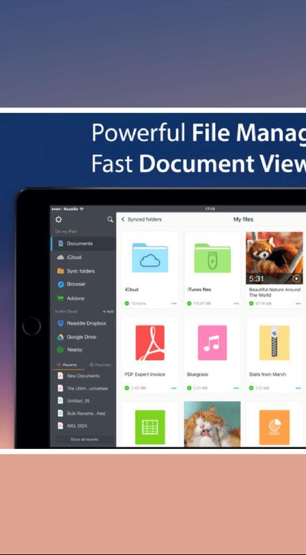 documents by readdle for android - apk download