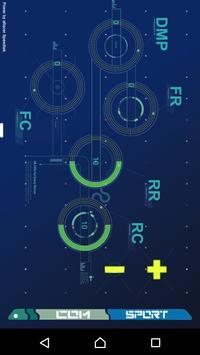 鯊魚工廠電子避震器X2-E poster