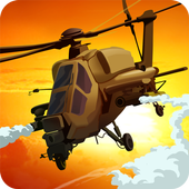 Heli War! RC Helicopter Game icon