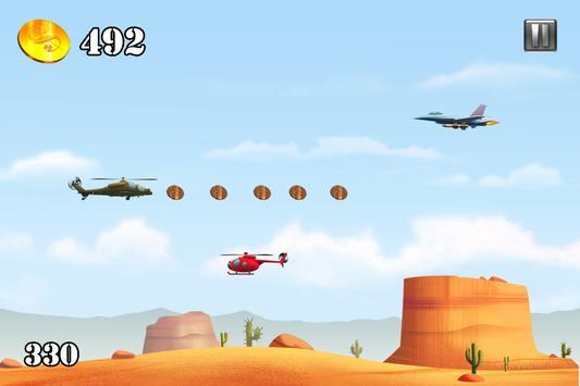 Heli War! RC Helicopter Game screenshot 4