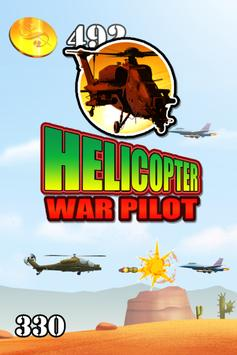 Heli War! RC Helicopter Game poster