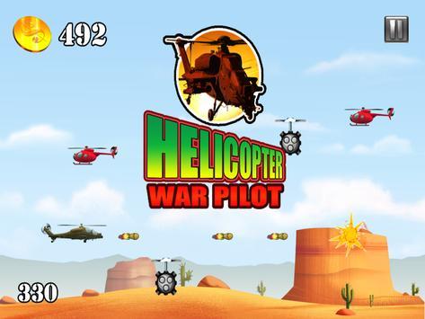 Heli War! RC Helicopter Game screenshot 11