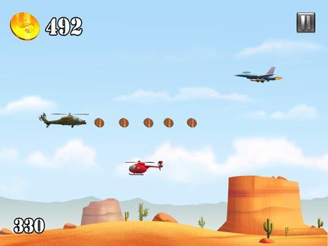 Heli War! RC Helicopter Game screenshot 14