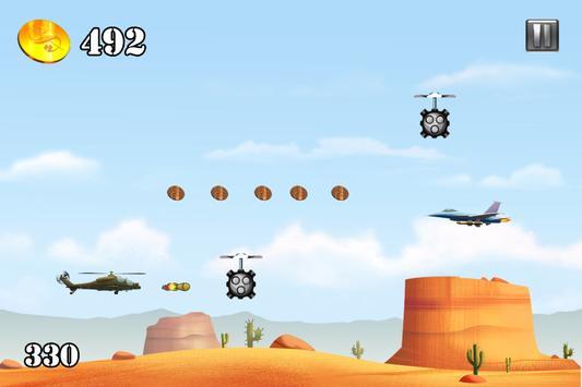 Heli War! RC Helicopter Game screenshot 2