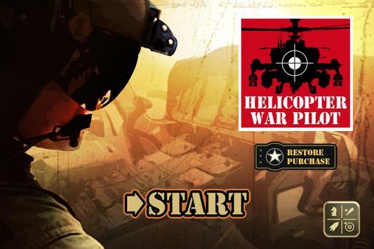 Heli War! RC Helicopter Game screenshot 3
