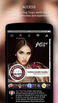 Ayu Ting Ting Official App poster