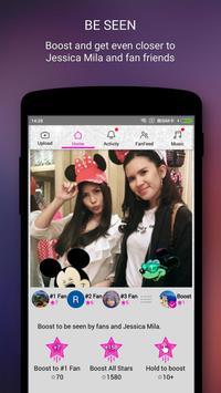 Jessica Mila Official App apk screenshot