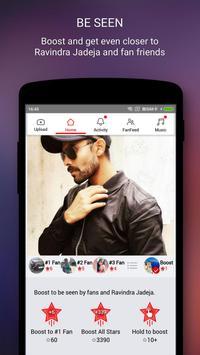 Ravindra Jadeja Official App poster