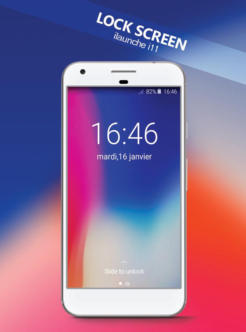 iLauncher i11 | Theme for Phone X for Android - APK Download