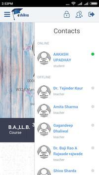 eshiksa.com apk screenshot