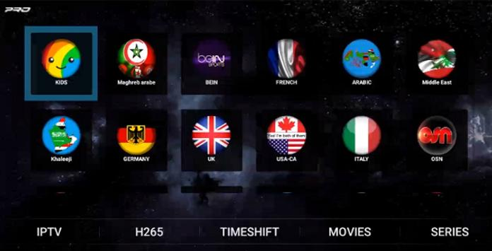 telecharger iptv pour smart tv condor