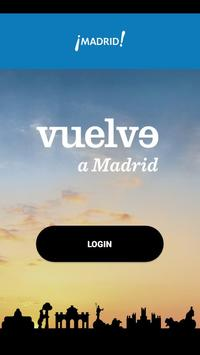 Vuelve a Madrid poster