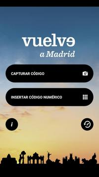 Vuelve a Madrid screenshot 2