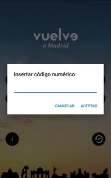 Vuelve a Madrid screenshot 3