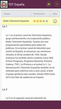 España TV y Futbol apk screenshot