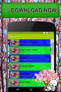 Japanese songs screenshot 9