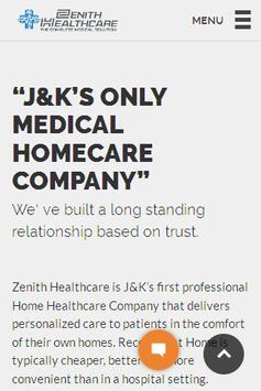 Zenith Healthcare apk screenshot