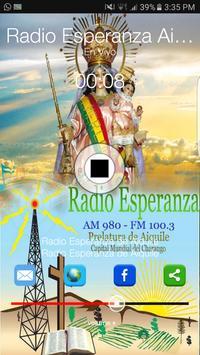 Radio Esperanza Aiquile poster