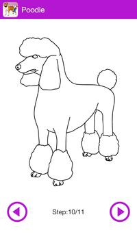 Learn To Draw Dogs screenshot 3