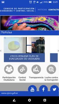 ParticipaEc screenshot 4