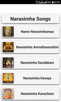 Narasimha Songs screenshot 2