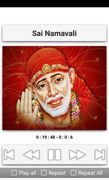 Sai Baba Namavali screenshot 2