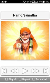 Sai Baba Namavali screenshot 5