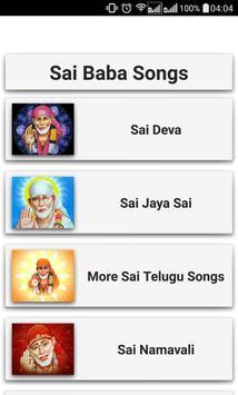 Sai Baba Songs screenshot 6