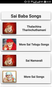 Sai Baba Devotional Songs Telugu screenshot 6