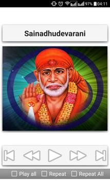 Sai Baba Devotional Songs Telugu screenshot 8